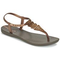 Topánky Ženy Sandále Ipanema CHARM IV SANDAL Bronzová / Hnedá