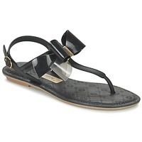 Topánky Ženy Sandále Grendha SENSE SANDAL Čierna