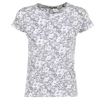 Oblečenie Ženy Tričká s krátkym rukávom Marc O'Polo BRIDELOPAC šedá / Biela