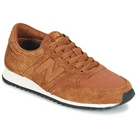 Topánky Nízke tenisky New Balance U420 Béžová