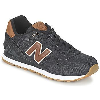 Topánky Nízke tenisky New Balance ML574 čierna