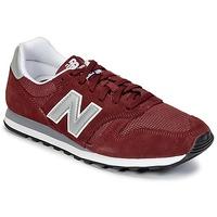Topánky Nízke tenisky New Balance ML373 Bordová