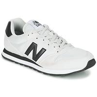 Topánky Muži Nízke tenisky New Balance GM500 Biela / čierna