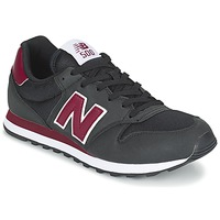 Topánky Nízke tenisky New Balance GM500 čierna / Bordová