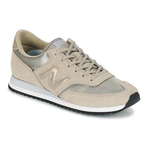 Topánky Ženy Nízke tenisky New Balance CW620 Béžová