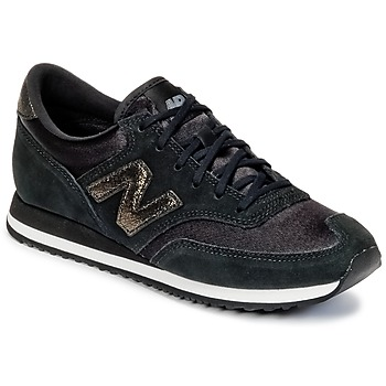 Topánky Ženy Nízke tenisky New Balance CW620 čierna