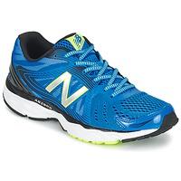 Topánky Muži Bežecká a trailová obuv New Balance M680 Modrá