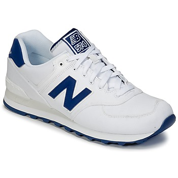 Topánky Nízke tenisky New Balance ML574 Biela / Modrá