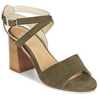 Topánky Ženy Sandále Marc O'Polo MODERANA Kaki