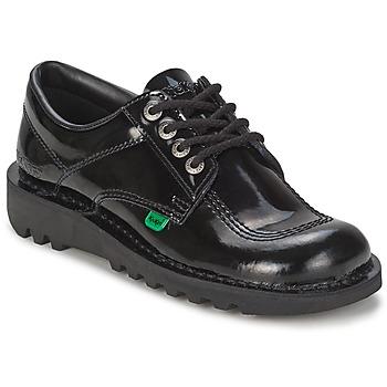 Topánky Ženy Richelieu Kickers KICK LO Čierna