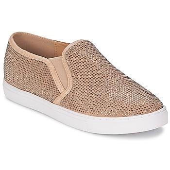 Topánky Ženy Slip-on Dune LITZIE Svetlá telová