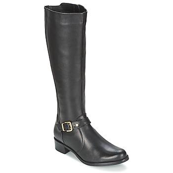 Topánky Ženy Čižmy do mesta Dune TIPPLER Čierna