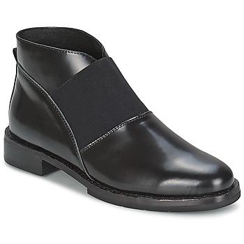 Topánky Ženy Čižmičky F-Troupe Chelsea Boot Čierna