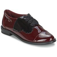 Topánky Ženy Derbie F-Troupe Butterfly Shoe Tmavá červená