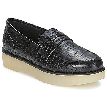 Topánky Ženy Mokasíny F-Troupe Penny Loafer Čierna