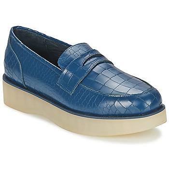Topánky Ženy Mokasíny F-Troupe Penny Loafer Námornícka modrá