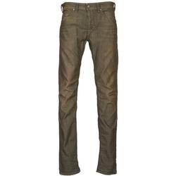 Oblečenie Muži Džínsy Slim Diesel THAVAR Kaki