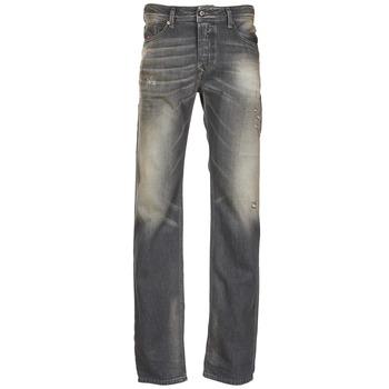 Oblečenie Muži Rovné džínsy Diesel WAYKEE šedá