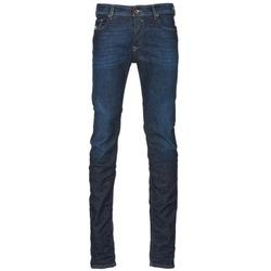 Oblečenie Muži Džínsy Slim Diesel SLEENKER Modrá