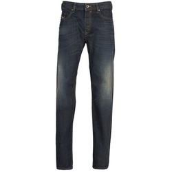 Oblečenie Muži Rovné džínsy Diesel BUSTER Modrá / Dark