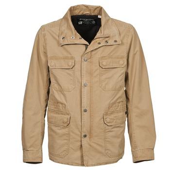 Oblečenie Muži Bundy  Diesel J-AMEDE Béžová