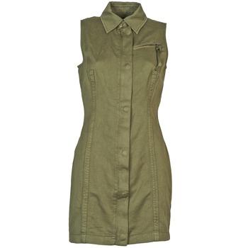 Oblečenie Ženy Krátke šaty Diesel D-NAOMIE Kaki