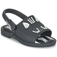 Topánky Dievčatá Sandále Melissa MIA FABULA čierna