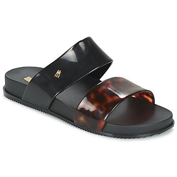 Topánky Ženy Šľapky Melissa COSMIC čierna
