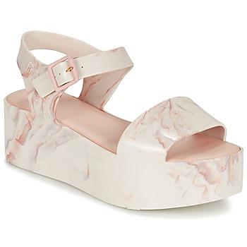 Topánky Ženy Sandále Melissa MAR Ružová