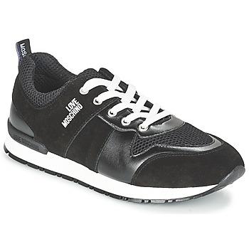 Topánky Ženy Nízke tenisky Love Moschino JA15062G13 Čierna