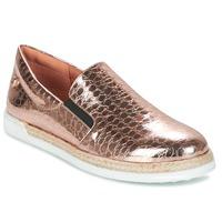 Topánky Ženy Slip-on Love Moschino JA10353G03 Zlatá / Ružová