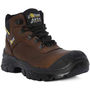 Topánky Muži Turistická obuv U Power LATITUDE RS UK S3 SRC Multicolore