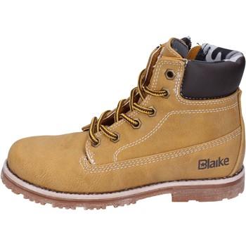 Topánky Chlapci Polokozačky Blaike AH151 Žltá