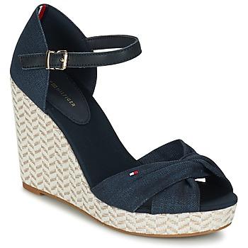 Topánky Ženy Sandále Tommy Hilfiger ELENA 3DI Námornícka modrá