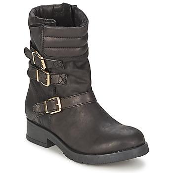Topánky Ženy Polokozačky Jonak SHUNYATA čierna