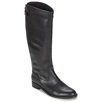 Topánky Ženy Čižmy do mesta Jonak BATURINGI Čierna