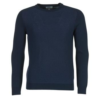 Oblečenie Muži Svetre Chevignon PULL U-BUMP Námornícka modrá