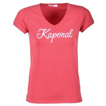 Oblečenie Ženy Tričká s krátkym rukávom Kaporal NIAM Ružová