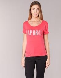 Oblečenie Ženy Tričká s krátkym rukávom Kaporal NIZA Ružová