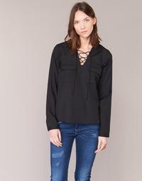Oblečenie Ženy Košele a blúzky Kaporal ALDA čierna