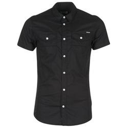 Oblečenie Muži Košele s krátkym rukávom Kaporal RAC čierna
