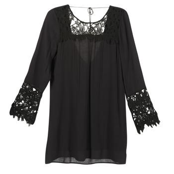 Oblečenie Ženy Krátke šaty Billabong OPEN HORIZON DRESS čierna