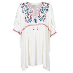 Oblečenie Ženy Krátke šaty Billabong MYSTIC DRESS Krémová