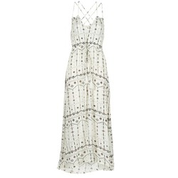 Oblečenie Ženy Dlhé šaty Billabong HAVE SUN Krémová