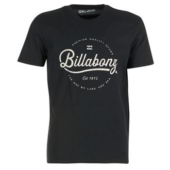 Oblečenie Muži Tričká s krátkym rukávom Billabong OUTFIELD TEE SS čierna