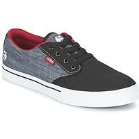 Topánky Muži Nízke tenisky Etnies JAMESON 2 ECO čierna / šedá / červená