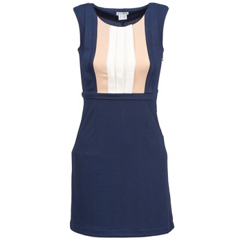 Oblečenie Ženy Krátke šaty Kling SOROLLA Námornícka modrá
