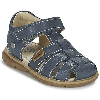Topánky Chlapci Sandále Primigi PLAY D Modrá
