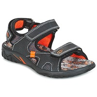 Topánky Chlapci Sandále Primigi PACIFIC Čierna