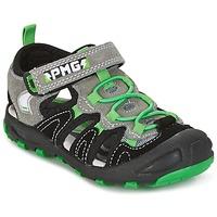 Topánky Chlapci Sandále Primigi CROSS čierna / Zelená